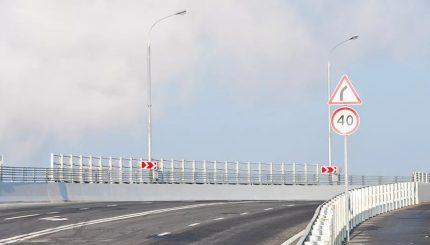 Геосетка в мостовом строительстве