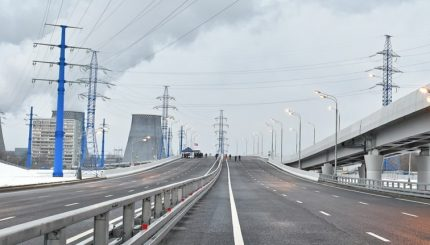 Дорожное строительство с применением геоматериалов