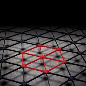 Tensar Triax 160 треугольная ячейка