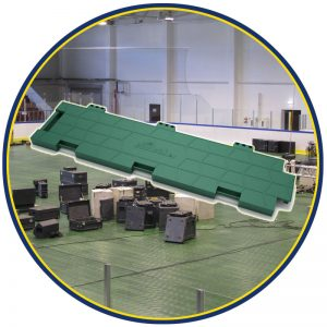 Модульные защитные покрытия